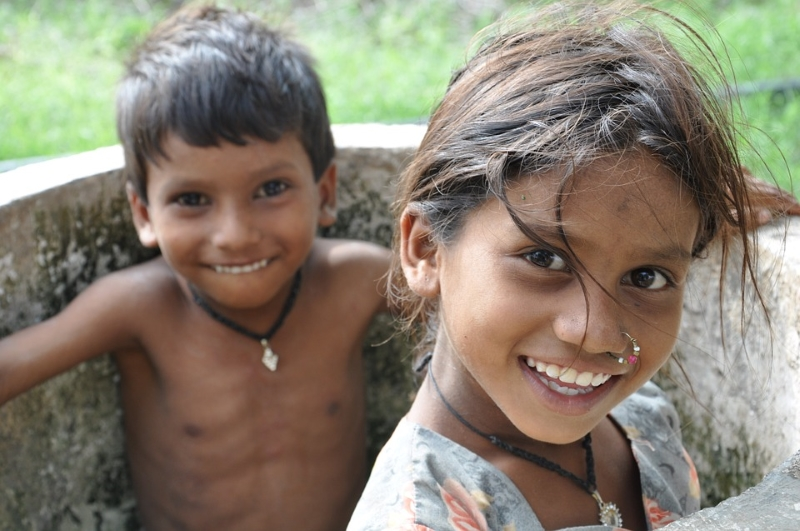 385 milhões de crianças vivem em pobreza extrema