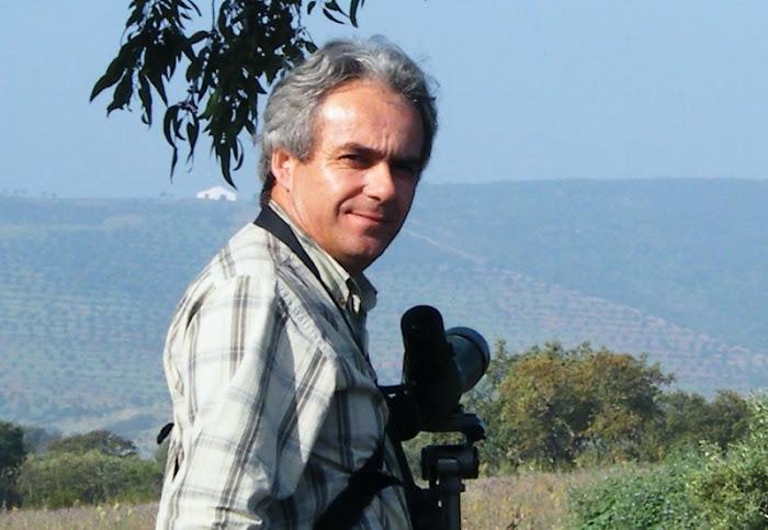 O novo diretor da Sociedade Portuguesa para o Estudo das Aves (SPEA)