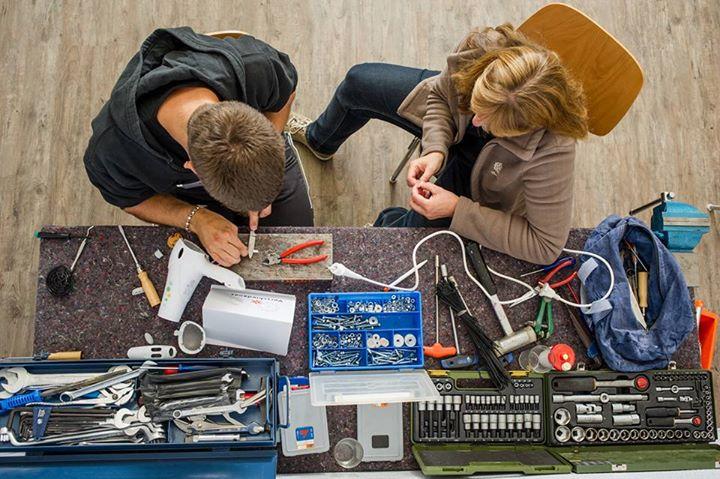 Um Repair Café em Tomar para reparar objetos gratuitamente e combater o desperdício