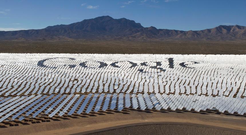 Google alimentada 100% por energias renováveis a partir de 2017