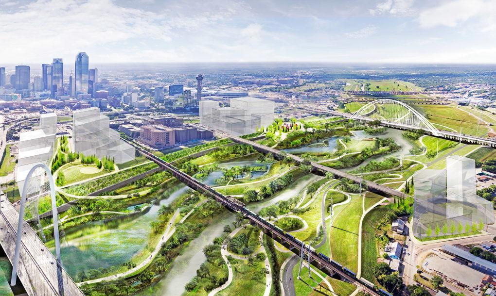 Texas vai ter um parque urbano 10 vezes maior que o Central Park