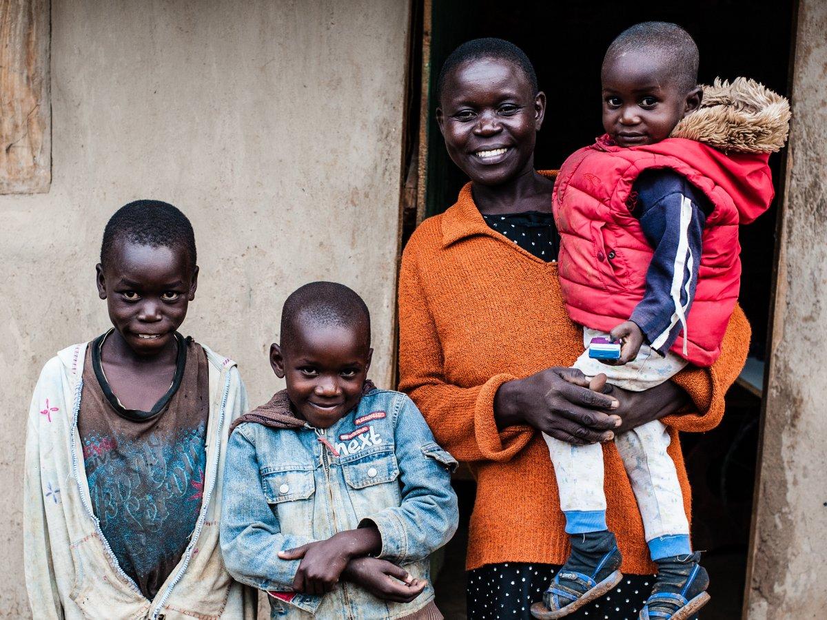 Durante 12 anos, 6000 pessoas receberão rendimento básico incondicional no Quénia