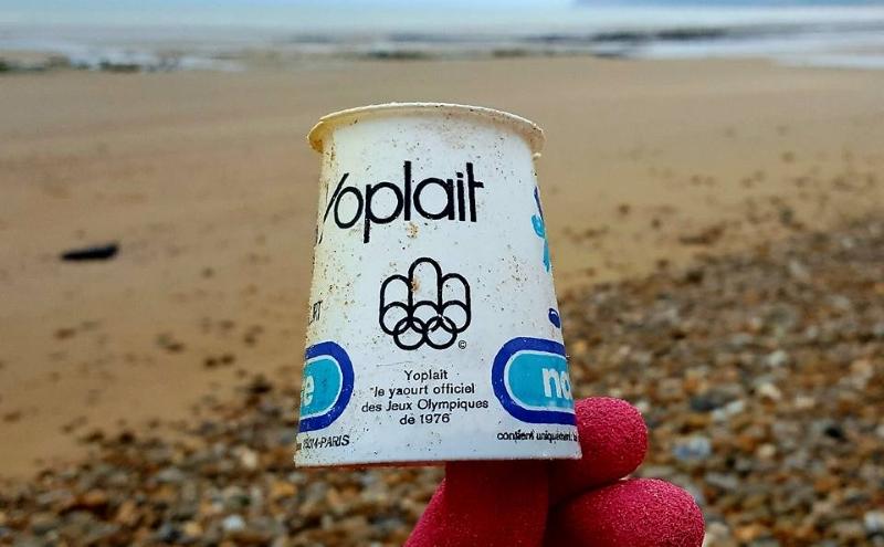 Sabe porque se tornou viral esta foto de uma embalagem de iogurte?