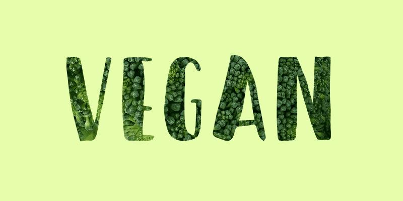 Produtos vegans vão crescer 11% anualmente até 2020