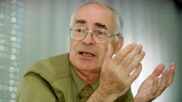 Morreu o oceanógrafo Mário Ruivo