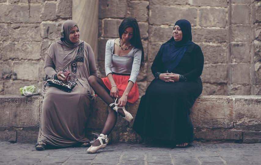 As Bailarinas do Cairo