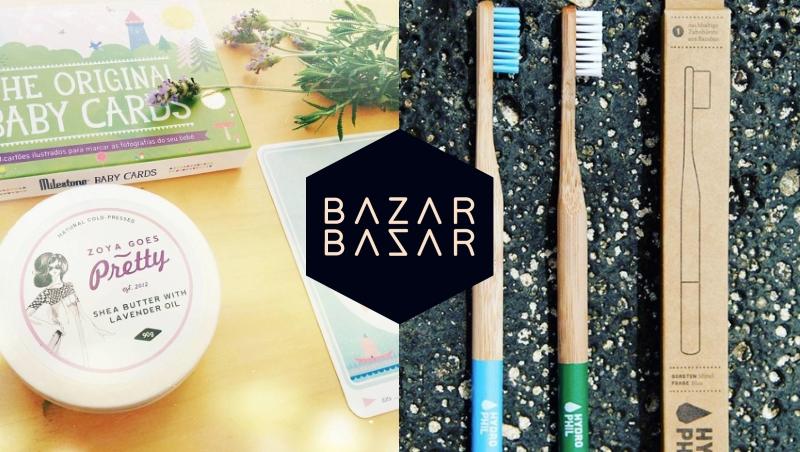 BAZAR BAZAR: Há uma nova loja online de produtos ecológicos