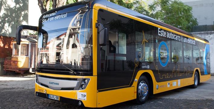 Portugal vai ter novos autocarros para melhorar a sua qualidade de ar