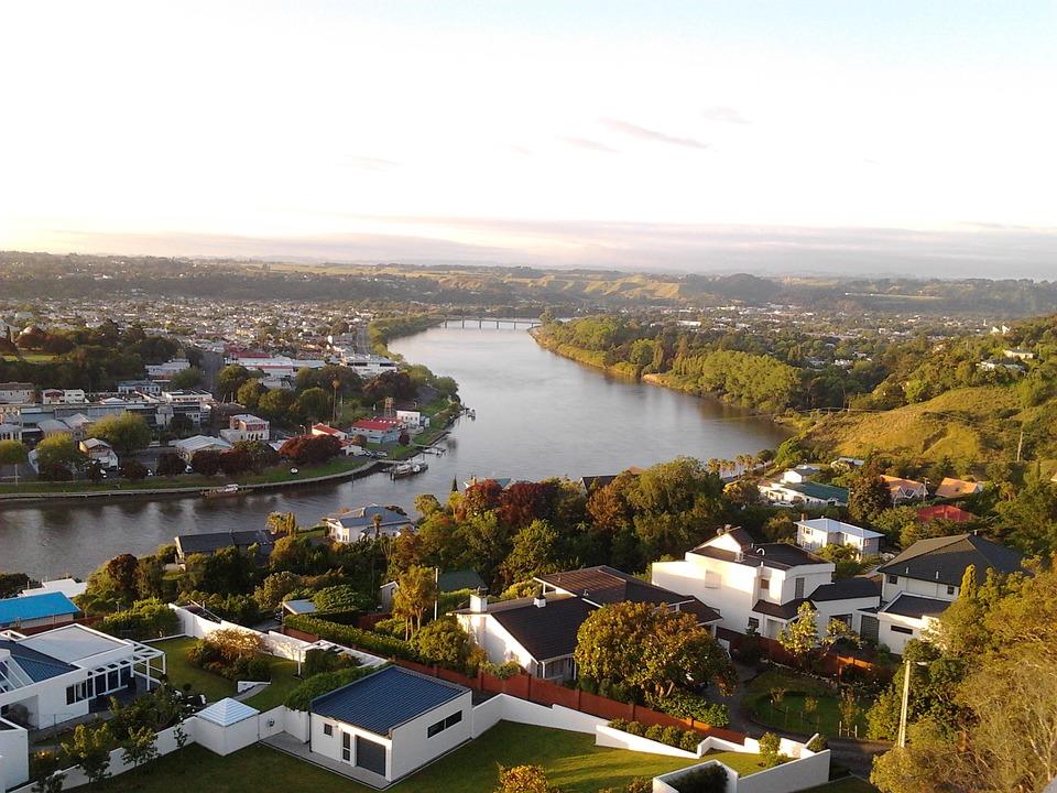 O rio que agora tem os mesmos direitos que os seres humanos: Whanganui
