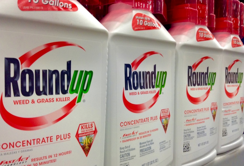 Califórnia pode exigir aviso cancerígeno no rótulo de Roundup da Monsanto