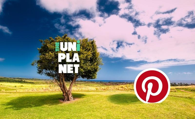O UniPlanet já está no Pinterest