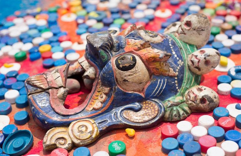 Documentário Mandala de Lixo