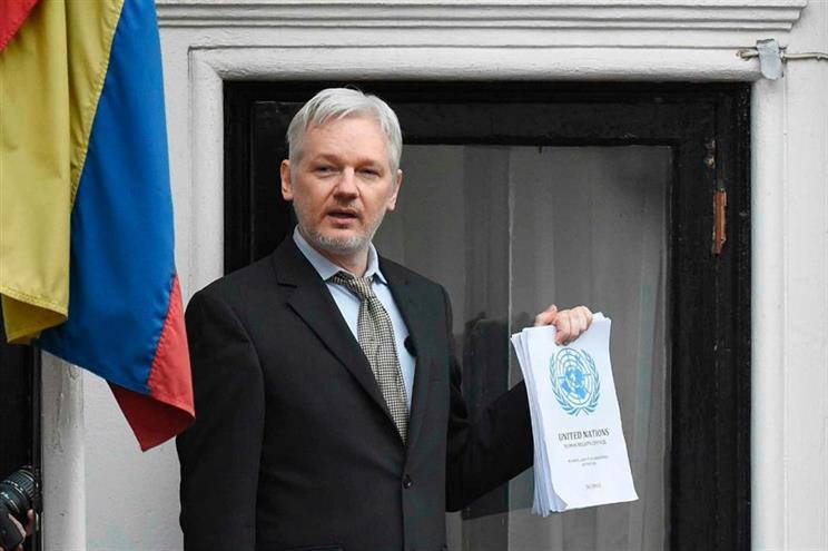 Suécia vai arquivar investigação a Julian Assange, fundador da WikiLeaks