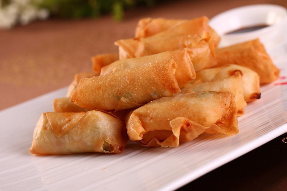 7 Receitas de Rolinhos Primavera e Vietnamitas Vegetarianos e Vegans [vídeos]