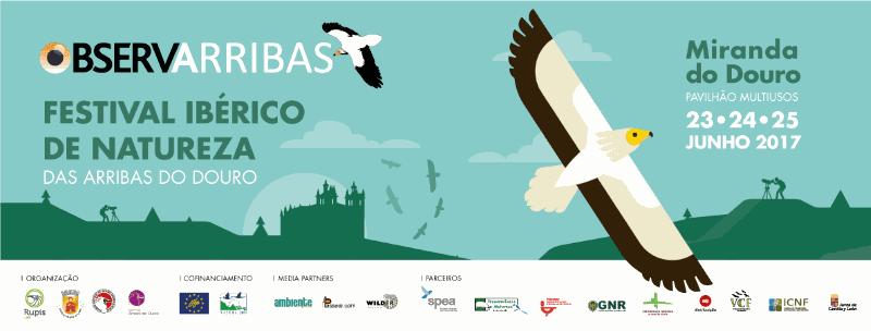 ObservArribas – Festival Ibérico de observação de aves e atividades da natureza