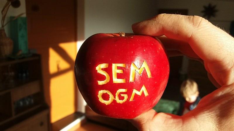 Um rótulo sem OGM para Portugal