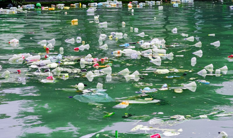 Rios asiáticos enviam mais plástico para o mar do que todos os outros rios do mundo juntos