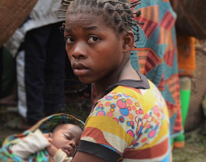 """As Mulheres da República Democrática do Congo, a """"capital mundial das violações"""""""