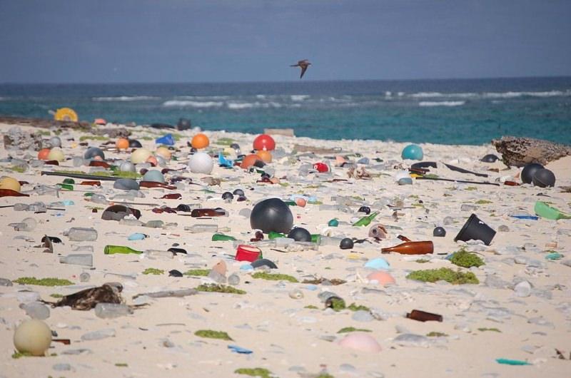 """Poluição de plástico ameaça causar """"contaminação quase permanente do ambiente"""""""