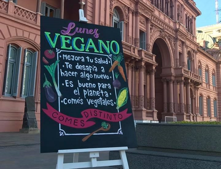 "Presidente da Argentina institui ""Segundas Vegans"""