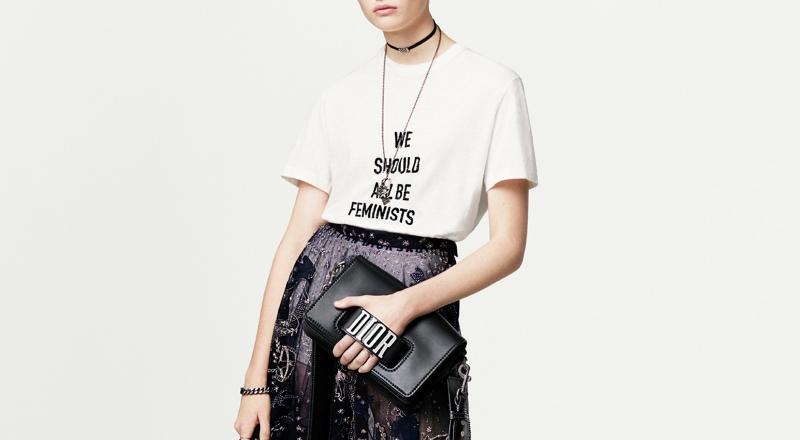 O Feminismo está na moda