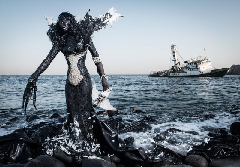 Como seria a poluição, se ganhasse vida e nos viesse assombrar? (Fotos)