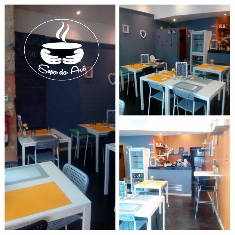 Review: Sopa da Avó – Restaurante Veg-friendly