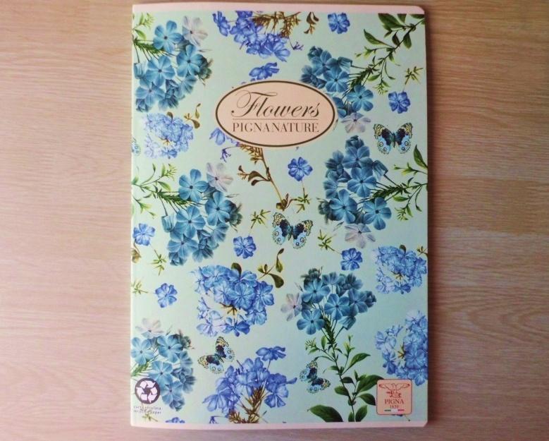 Review: Caderno em papel reciclado da Pigna Nature