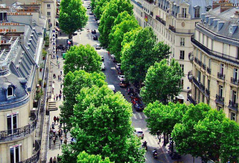 Bairro de Paris