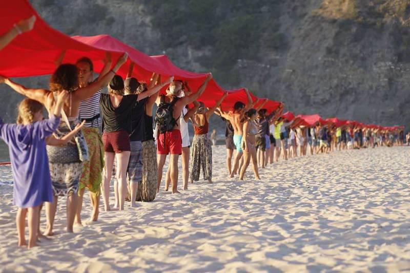 Uma linha vermelha contra a exploração de petróleo em Portugal