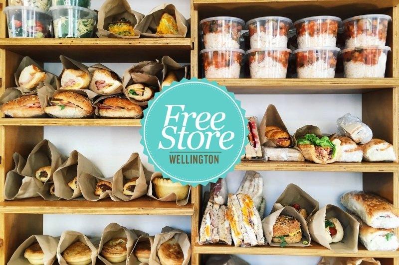 The Free Store: a loja onde tudo é grátis e se combate o desperdício e a fome