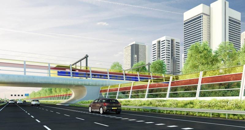 Autoestrada da Holanda vai ter painéis solares