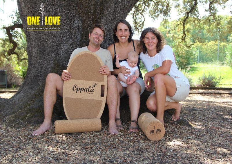 One Love equipa