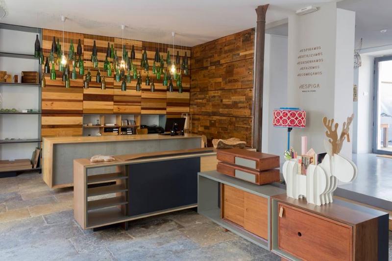 Respiga, o projeto português que dá nova vida a madeiras e móveis antigos