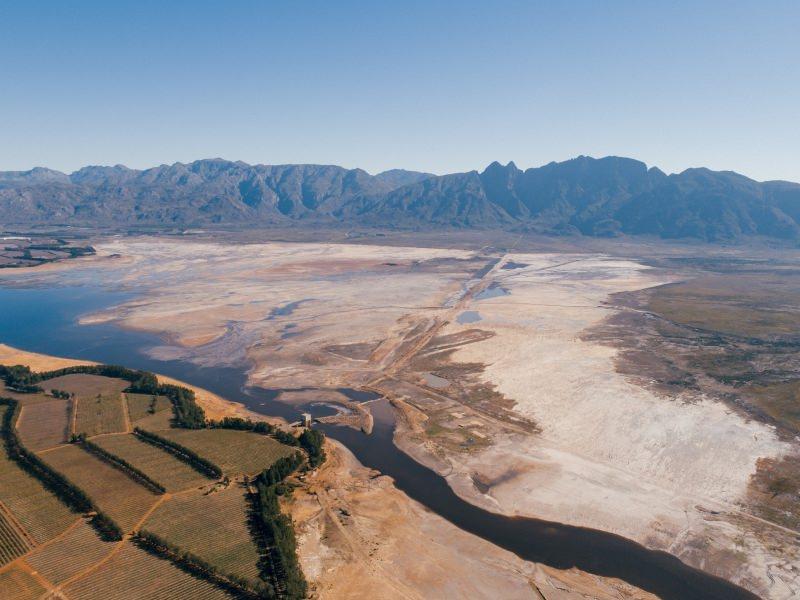 Cidade do Cabo poderá ser a primeira metrópole do mundo a ficar sem água
