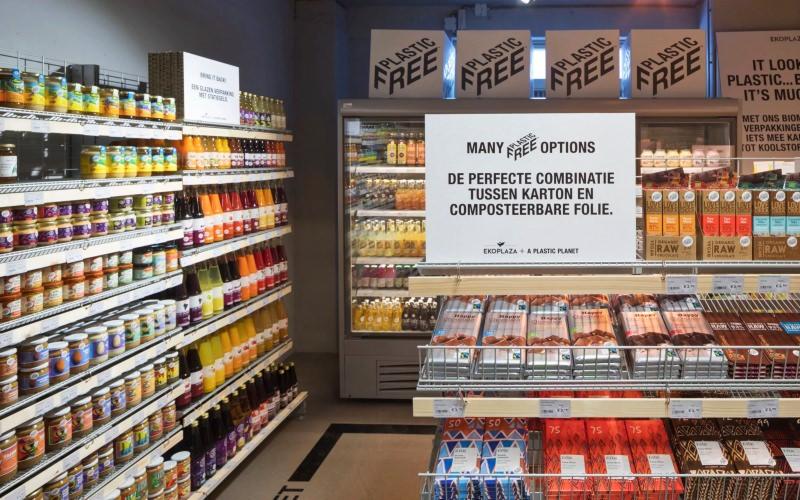 Holanda tem o primeiro supermercado do mundo com corredor sem embalagens de plástico