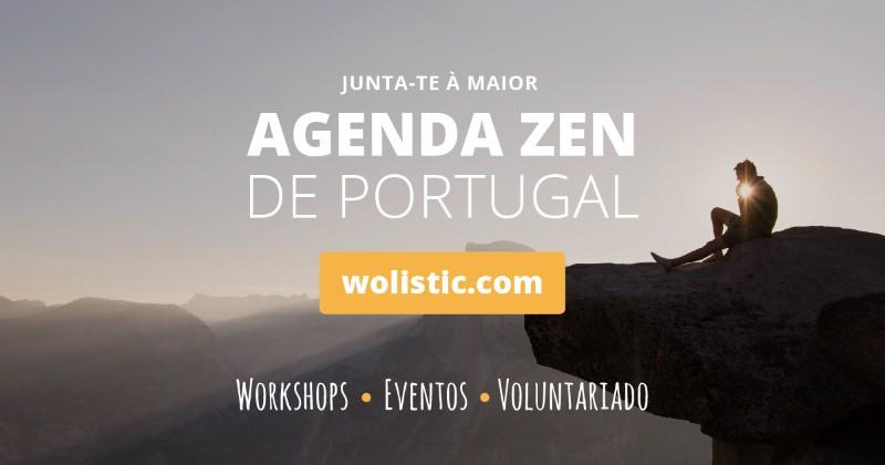 Agora já pode encontrar todos os eventos alternativos e sustentáveis na agenda Wolistic