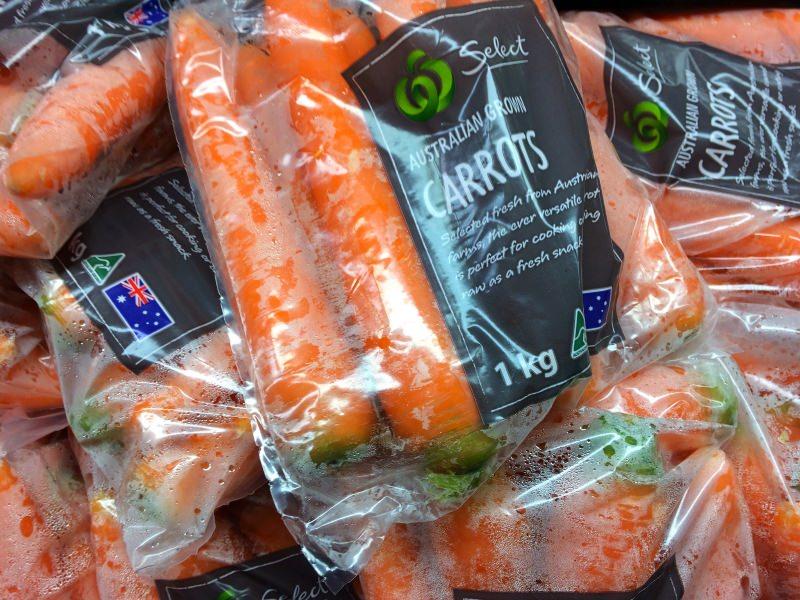 Embalagens de plástico não reduzem o desperdício alimentar, diz estudo