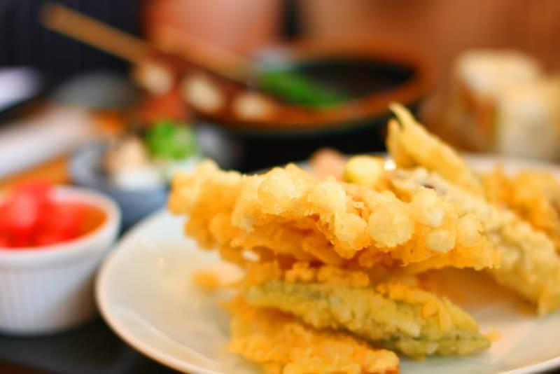 7 receitas de tempura de legumes, vegetariana e vegan [vídeos]
