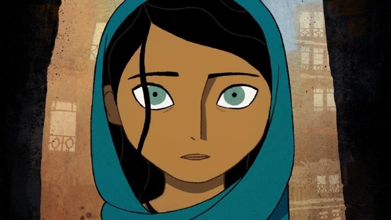 """""""A Ganha-Pão"""", as lutas de uma menina para sustentar a sua família no Afeganistão [filme]"""