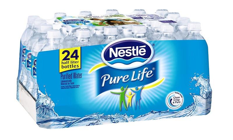 Nestlé deixa o negócio da água engarrafada no Brasil