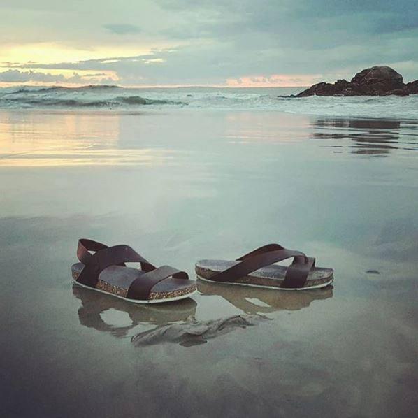 Sandálias da Zouri