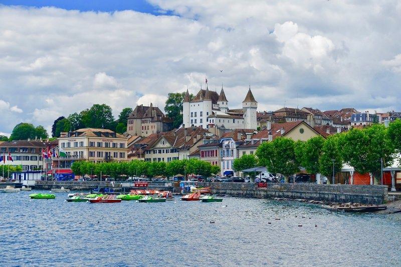 Suíça vai votar a proibição de pesticidas