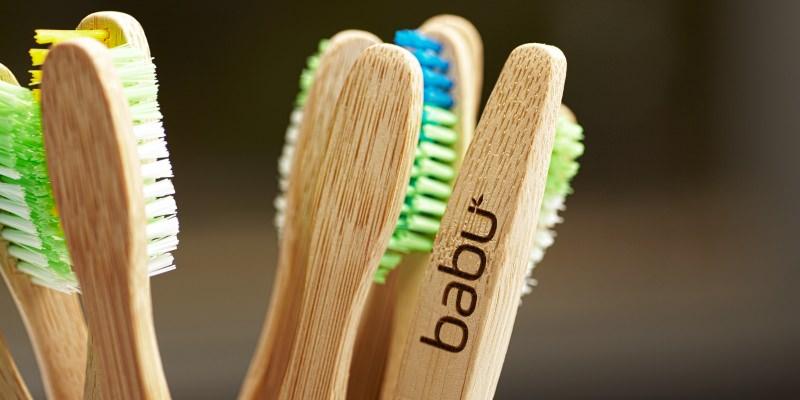 Babu, a marca portuguesa de escovas de dentes de bambu amigas do ambiente