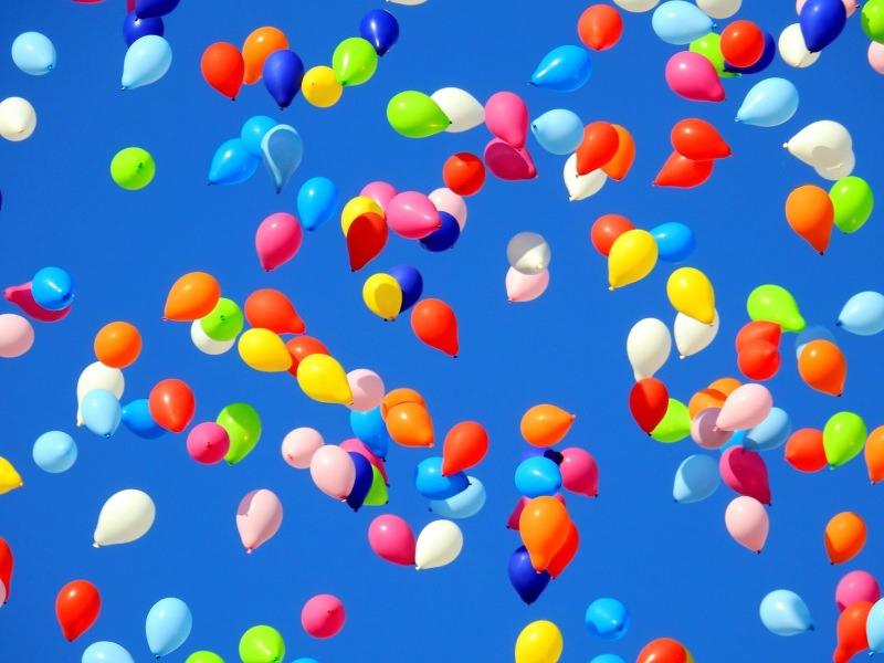 Porque está uma vila nos EUA a proibir os balões?