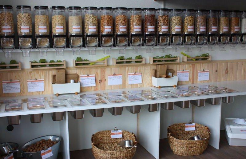 Casa a Granel: uma mercearia contemporânea que nos recorda como era antigamente