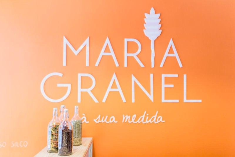 Logo Maria Granel