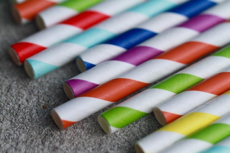 7 alternativas às palhinhas ou canudos de plástico