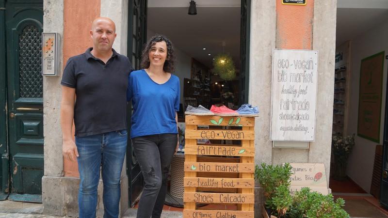 Sapato Verde: a primeira sapataria vegan de Portugal