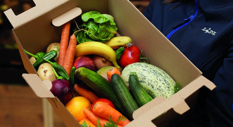 """Lidl vende caixas com 5kg de frutas e vegetais """"imperfeitos"""" por 1,70€ no Reino Unido"""